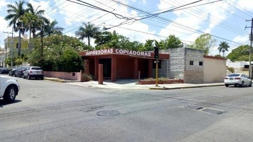 Casa En Renta Para Remodelar En Esquina Muy Cerca De Prolongacion Montejo.