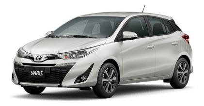 Toyota Yaris S 1.5 Cvt 5p 2021