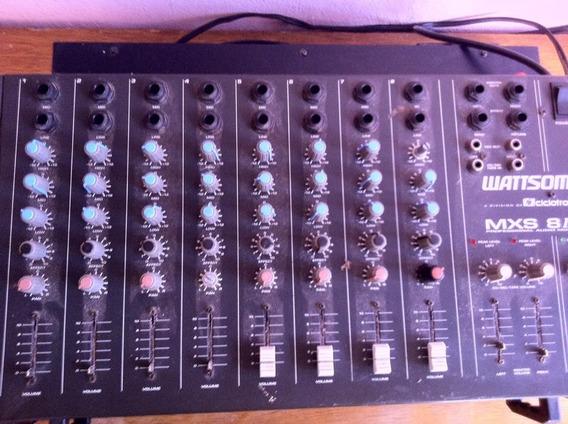 Amplificador Oneal Op 2700 E Mesa De Som