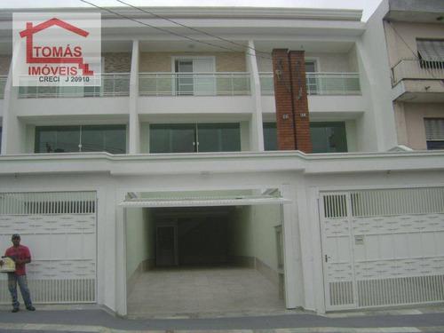 Imagem 1 de 23 de Sobrado Residencial À Venda, Piqueri, São Paulo - So0041. - So0041