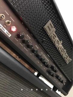 Amplificador Blackstar Ht Metal 100