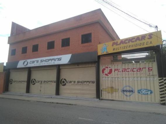 Galpon Alquiler Centro Barquisimeto 20-2223 F&m