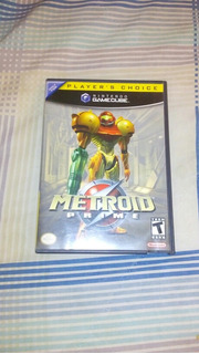 Metroid Prime Para Nintendo Game Cube.