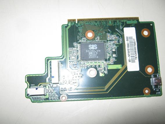 Placa Filha Gráfica Inverter Notebook Asus Z94l 08-24za0220q