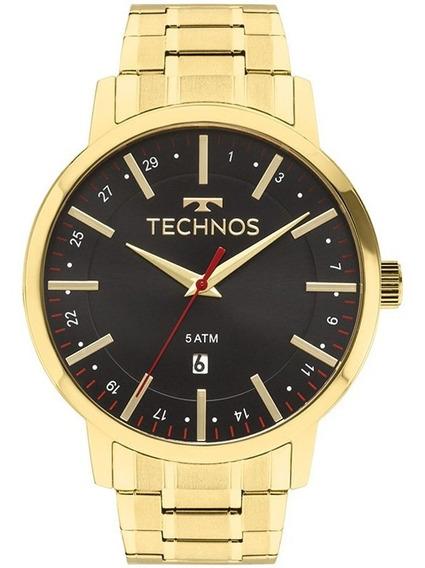 Relógio Technos Masculino 2115mmktdy/4p