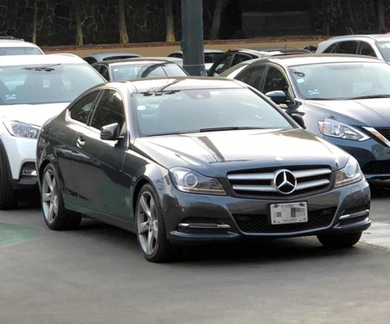 Mercedes-benz Clase C 1.8 250 Cgi Coupe At 2014