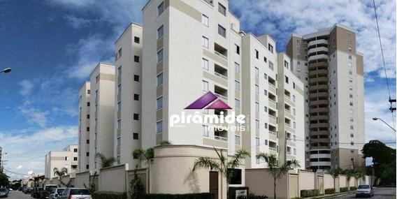 Apartamento Com 3 Dormitórios À Venda, 64 M² Por R$ 255.000,00 - Jardim América - São José Dos Campos/sp - Ap11727