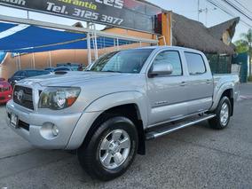 Toyota Tacoma,un Dueño,factura Original,60,km,impecab,credit