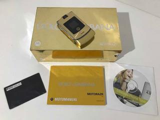 Celular Motorola V3i Dolce & Gabbana