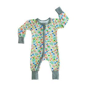 Macacão Longo Biobaby Bebê Conscientize