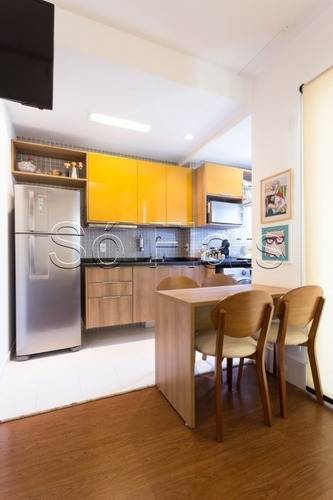 Apartamento No Brooklin Prox A Av. Jornalista Roberto Marinho - Sf32804
