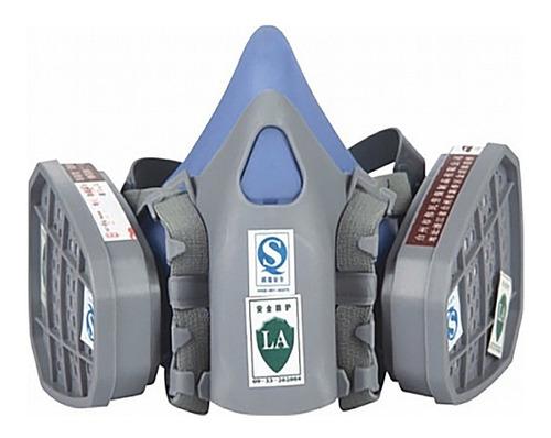 Semimascara Protector Respiratorio Fravida 5331 + Filtros