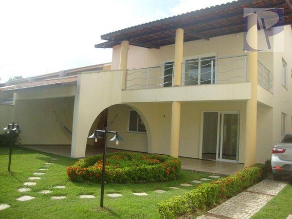 Casa Duplex Residencial À Venda, Sapiranga, Fortaleza. - Ca1925