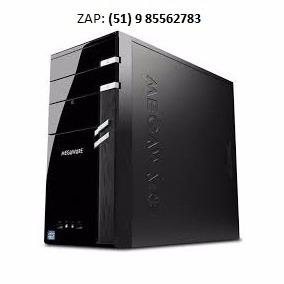 Pc Gamer Megaware I5 3.00ghz 4 Gb 500gb Hd Video 1gb 126bits