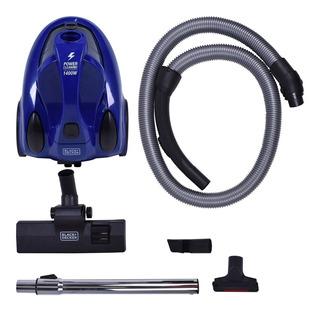 Aspirador De Pó A4 Black&decker 1400w Ciclônico 110v