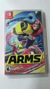 Jogo Nintendo Switch Arms-física