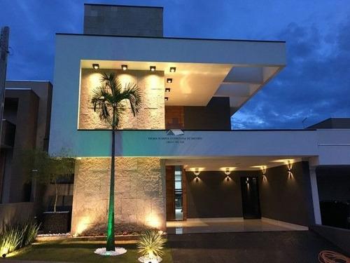 Imagem 1 de 11 de Casa Em Condomínio À Venda Ideal Life Ecolazer Residence São José Do Rio Preto/sp - 2021017