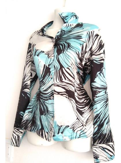 Camisa Satinada Talla 30 Parlay