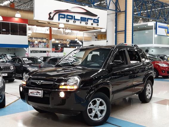 Hyundai Tucson Gls 2.0 Flex Automática 2016 Completa!