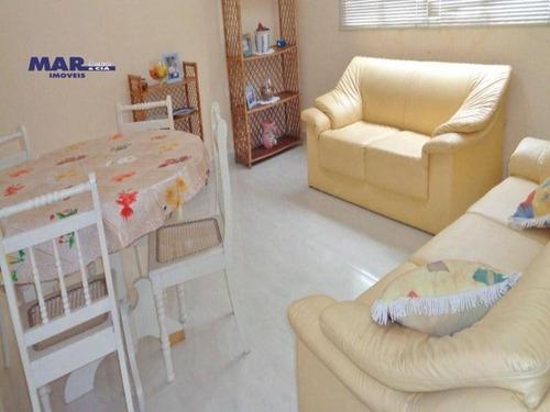 Imagem 1 de 6 de Apartamento Residencial À Venda, Jardim Las Palmas, Guarujá - . - Ap10341