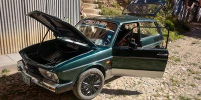 Volkswagen Brasilia Dos Puertas