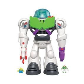 Boneco - Imaginext - Toy Story 4 - Buzz Lightyear Robo