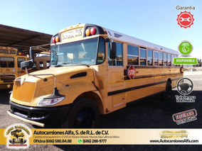 Autobus Escolar 2010 International Ce200 11 Ventanas 4