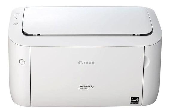 Impressora Canon Laser Mono Lbp 6030w Sem Fio -8468b040aa