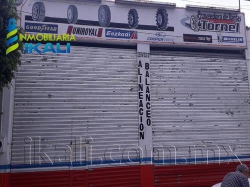 Imagen 1 de 10 de Local Comercial En Venta Tajin
