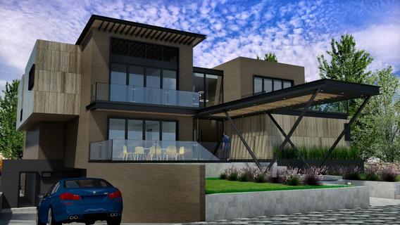 Casa Residencial Bosques Del Lago Proyecto