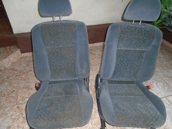 Jogo De Bancos Dianteiros Originais Honda Civic 1998.