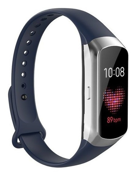 Pulseira De Pulso Tpe Soft Watchband Substituir Para Samsung