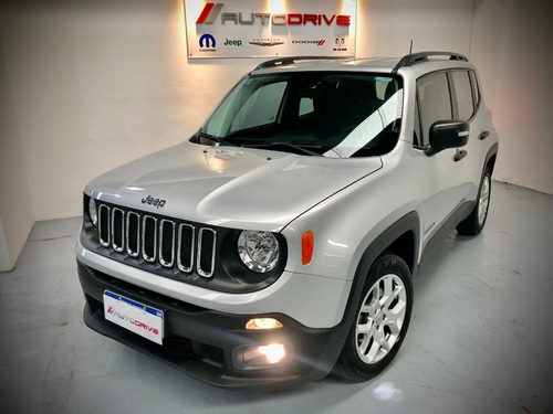 Jeep Renegade Sport Manual 2018