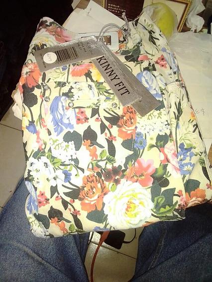 Saldo Fca Jeans Dama B. B. Couture Skinny Solo Tallas 7 Y 9