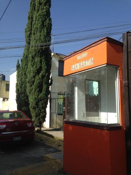 Casa En Coacalco En Privada