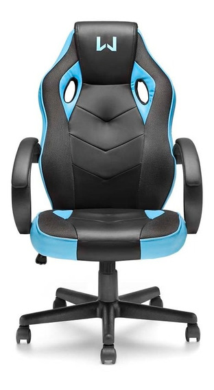 Warrior Cadeira Gamer Azul - Ga161