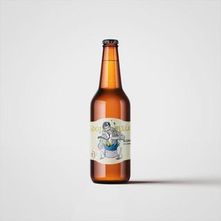 Cerveza Artesanal Goodfellas Blonde Ale Botella 500ml
