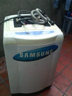 Lavadora Usada Samsung Buen Estado De 25 Lb