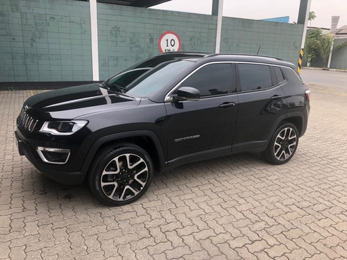 Jeep Compass 2.0 16v Diesel Limited 4x4