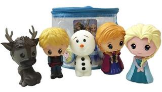 Set 5 Muñecos Funko Pop Frozen - Bukito