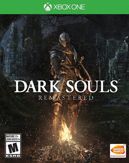 Dark Souls Remastered - Xbox One - Midia Fisica!