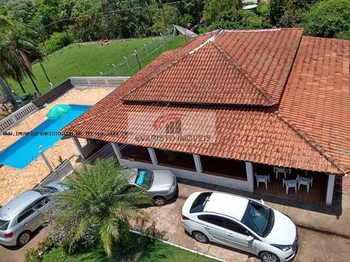 Chácara Para Venda Em Limeira, Pires De Baixo, 2 Dormitórios, 1 Suíte, 2 Banheiros, 4 Vagas - 4126_1-1839667