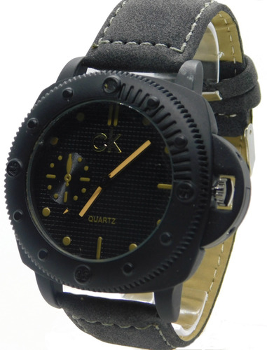 Relógios Masculinos Luxo Elegante Prova D´agua Frete Grátis