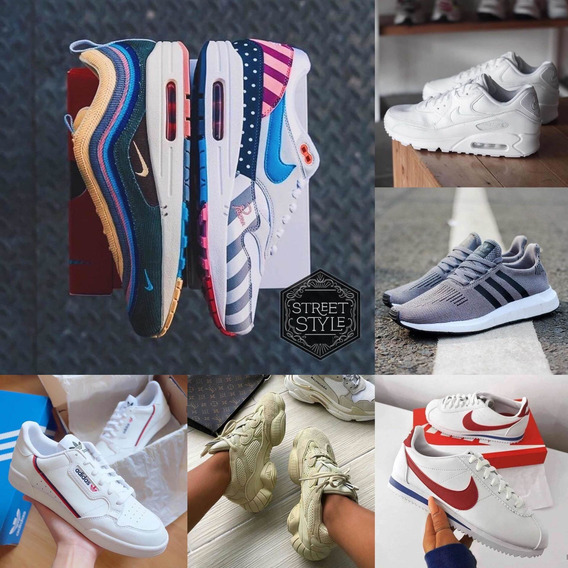 *~* Zapatos En Línea/ Nike Air Max/ Parra/ adidas Swift *~*