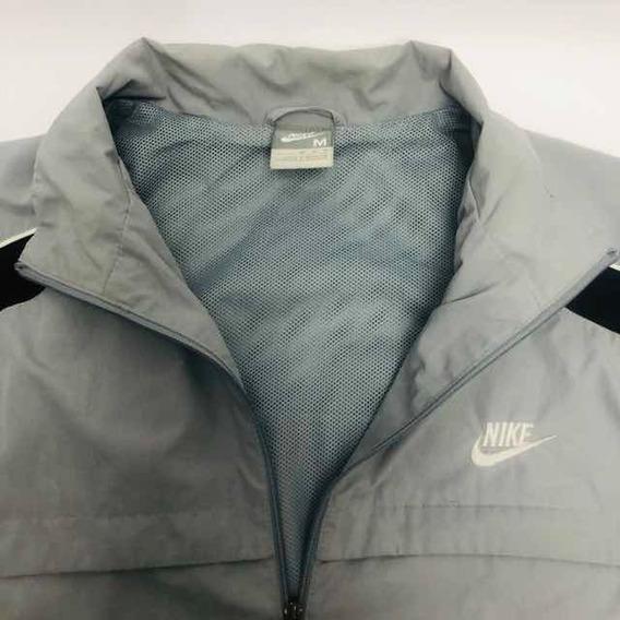 Campera Nike Hombre Original Talle M Forrada Excelente