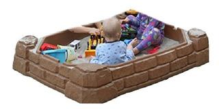Caja De Arena Ats Con Tapa Juguetes Para Niños Caja De Aren