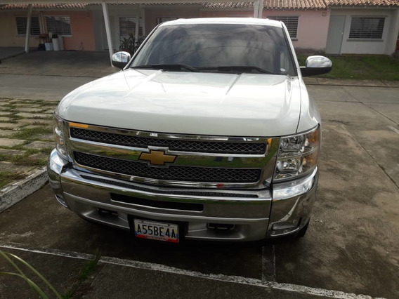 Chevrolet Silverado Doble Cabina Lt