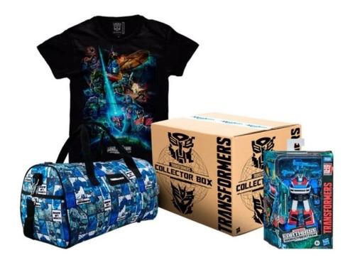 Transformers Box Collector Wfc - Talla M