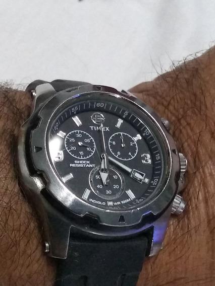 Relogio Timex Indiglo Lindo