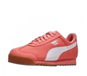 Tenis Puma- Roma Basic- Pink - Mujer-35984114-original
